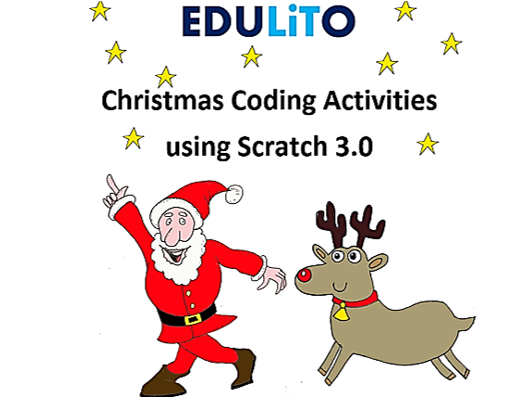 Five Christmas Coding Activities using Scratch 3.0
