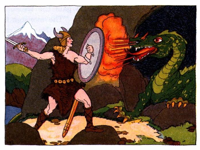 Beowulf English Week KS2