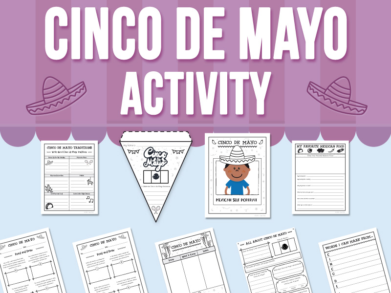Cinco de Mayo Activity