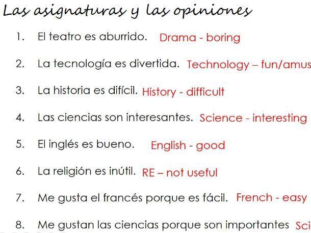 Mira 1 me gusta el espanol | Teaching Resources