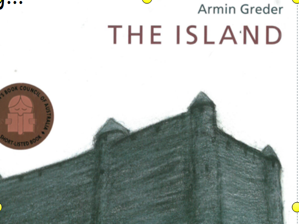 The Island by Armin Greger. Year 4, 5 and 6 reading lessons . 1 week sequence
