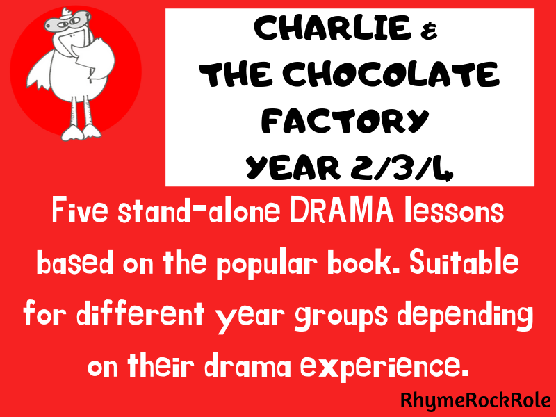 Charlie & Chocolate Factory, drama, Y2-4