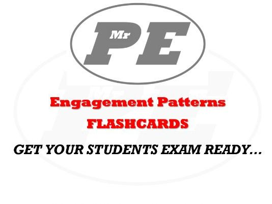 FLASHCARDS Engagement Patterns