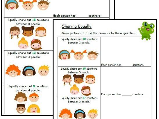 Sharing Equally (1)