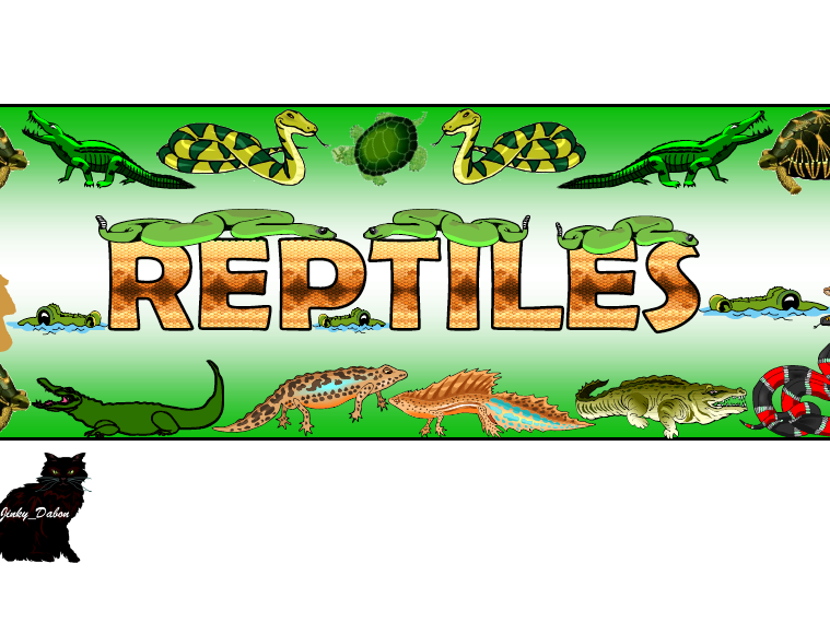 Reptiles Themed Pack