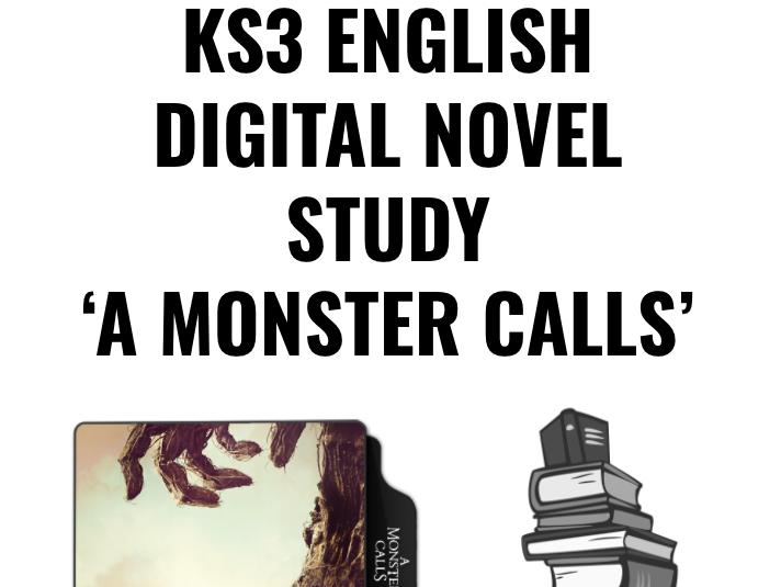 'A Monster Calls' Digital Novel Study