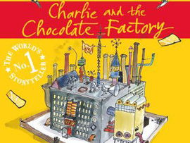 Charlie and the Chocolate Factory planning - Years 3 and 4