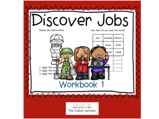 Discover Jobs Workbook 1 US version
