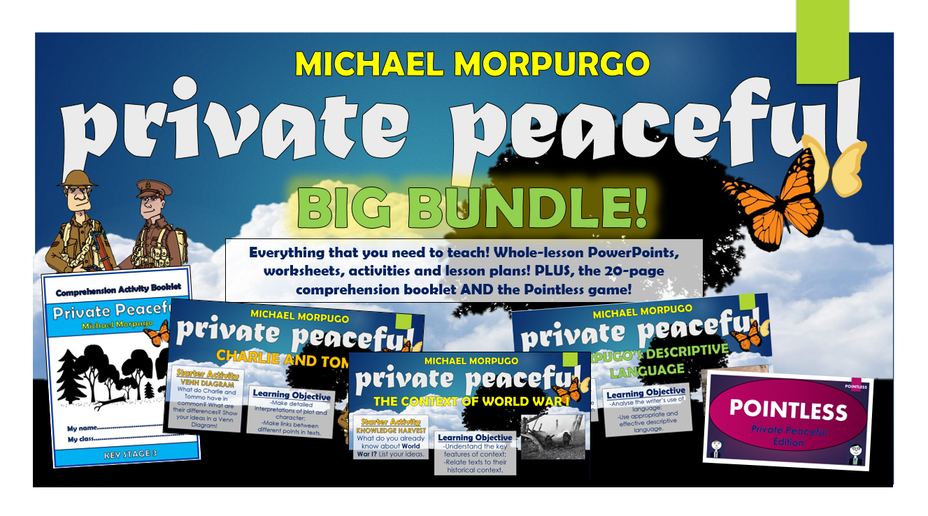Private Peaceful Big Bundle!