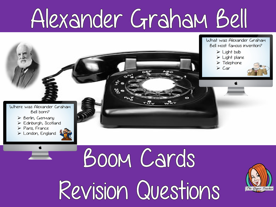 Alexander Graham Bell Revision Questions