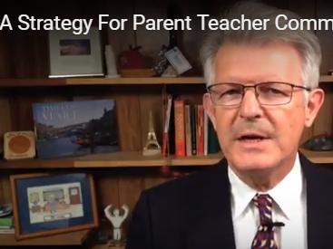 A Strategy For Parent Teacher Communication