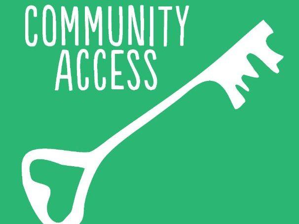 Community access passport