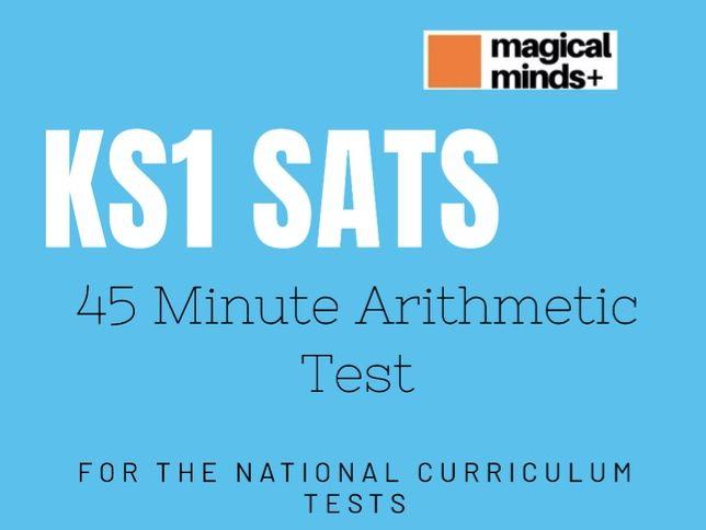 KS1 SATS 45 Minute Arithmetic Test