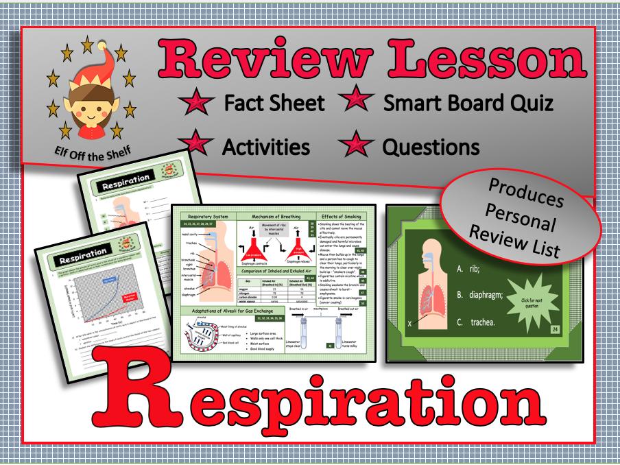 Respiration - GCSE (9-1) Revision