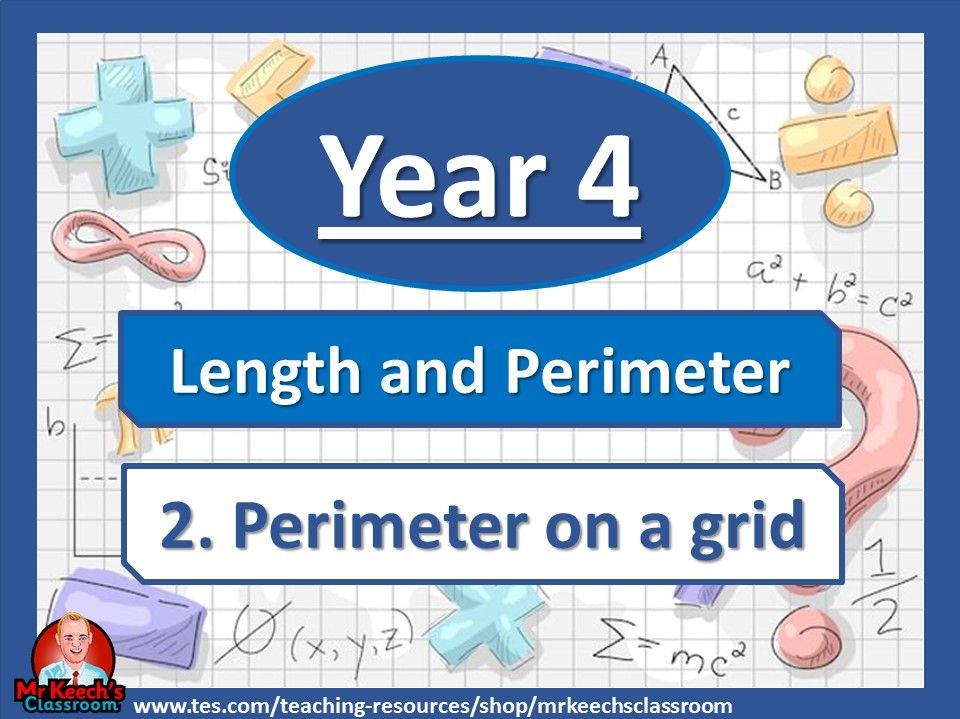 Year 4 – Length and Perimeter – Perimeter on a grid - White Rose Maths