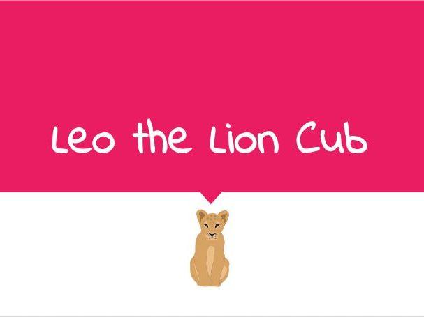 Guided Reading: Original Lion Story