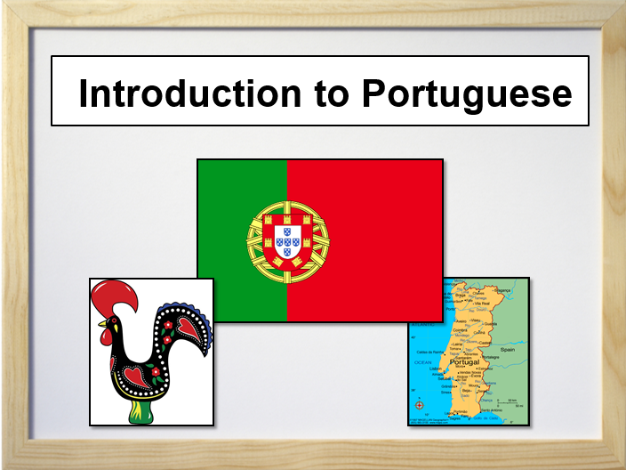 Portuguese - Introduction to the Language