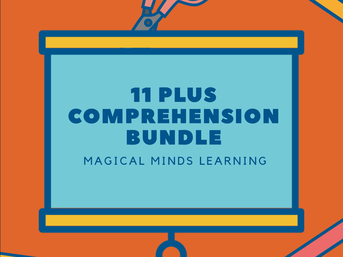 11 Plus Comprehension Bundle