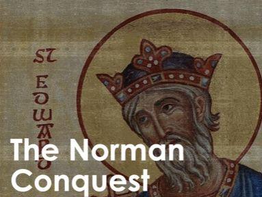 AQA 9-1 Norman Conquest (Migration L7)