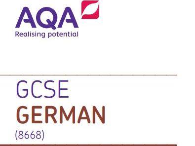 GCSE German revision pack Writing