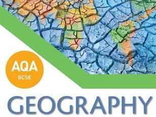 6 mark exam answer template writing frame EXPLAIN AQA Geography GCSE