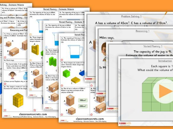 Year 4/5 Mixed Age Spring Block 2 Step 7 Lesson Pack