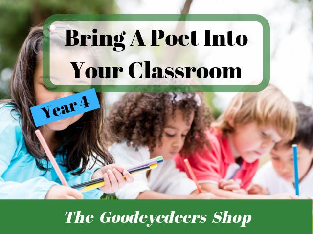 Primary Poetry Workshop  - Year 4