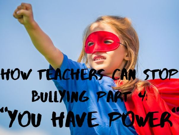 How to Empower Bullied Students