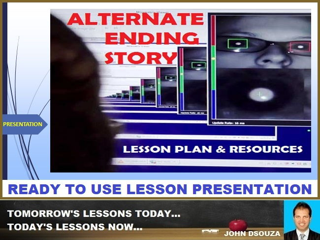 ALTERNATE ENDING STORY (BASED ON FABLES): LESSON PRESENTATION