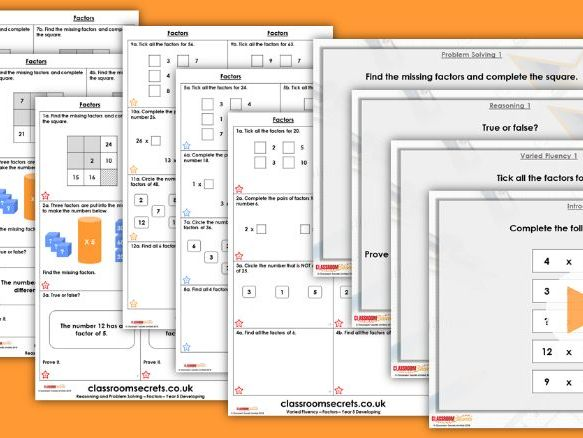 Year 5/6 Mixed Age Autumn Block 3 Step 16 Lesson Pack