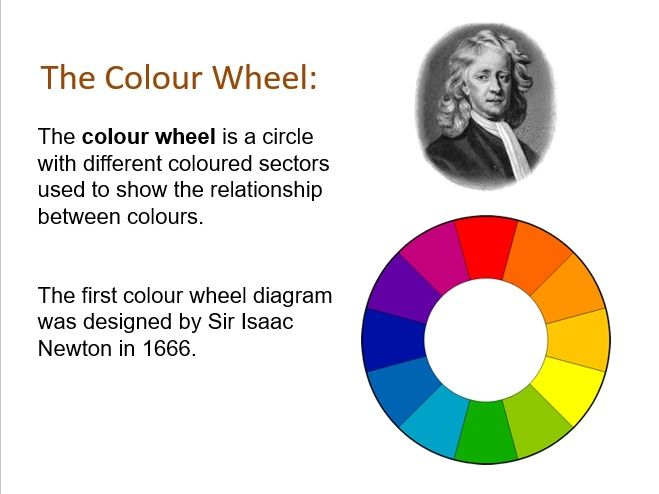 Colour Theory (3 lessons, 2 homeworks and 1 quiz)