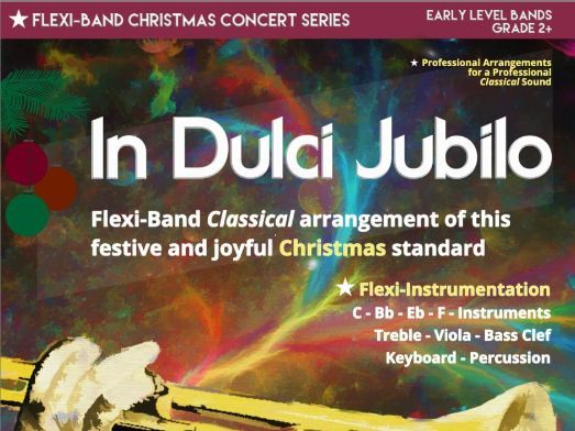 In Dulci Jubilo (Flexi-Band)