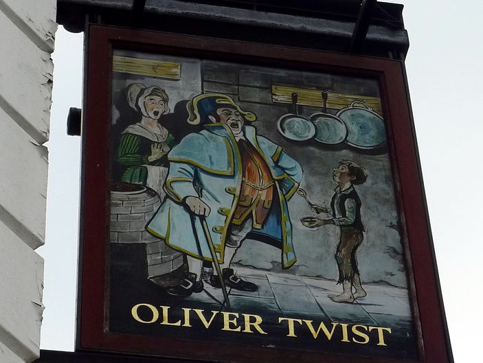 Oliver Twist (retold by Marcia Williams), Reading Comprehension set