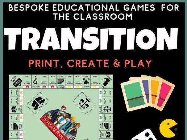 Transition Summer Game