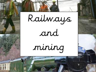 Railway and mining unit