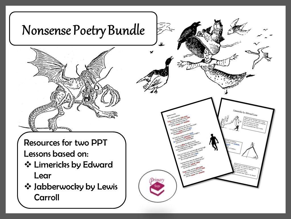 Nonsense Poetry Bundle