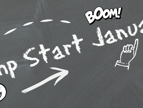 JUMP START JANUARY activity bundle