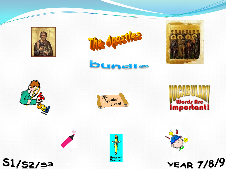 The Apostles - bundle