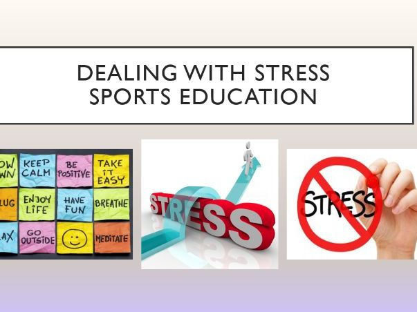 Sports Education SOW with Dealing with Stress Student Developmental Theory.