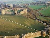 Norman England, c1066–c1100 - The Historic Environment: Pevensey Castle