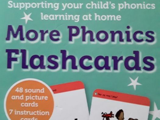 Synthetic Phonics-Speed Sounds by Ruth Miskin-Read Write Inc. Phonic Flashcards