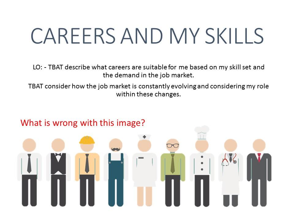 PSHE Careers