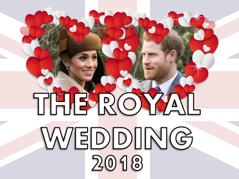Royal Wedding 2018 Assembly / Lesson / Quiz – Prince Harry, Meghan Markle, Megan, Presentation