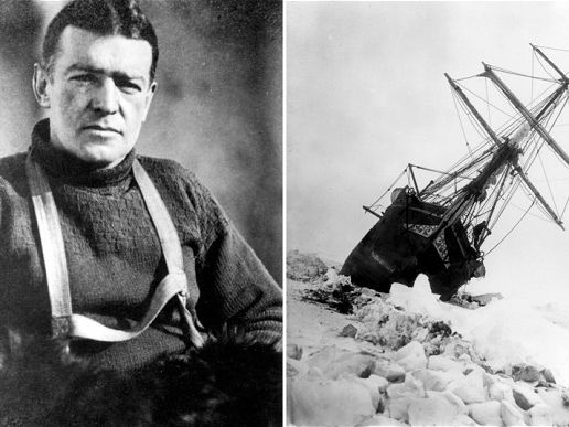 Year 5 unit of work: Earnest Shackleton- Antarctica