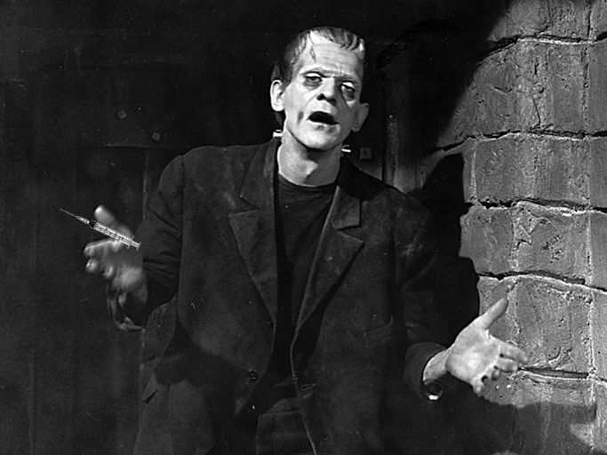What If The Frankenstein Monster Was Really A Nice Guy?