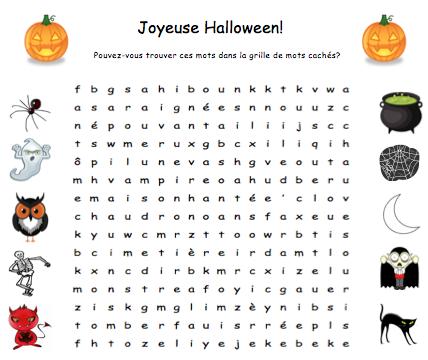 Halloween Ijs.Joyeuse Halloween Ks3 French Halloween Lesson Activity Bundle
