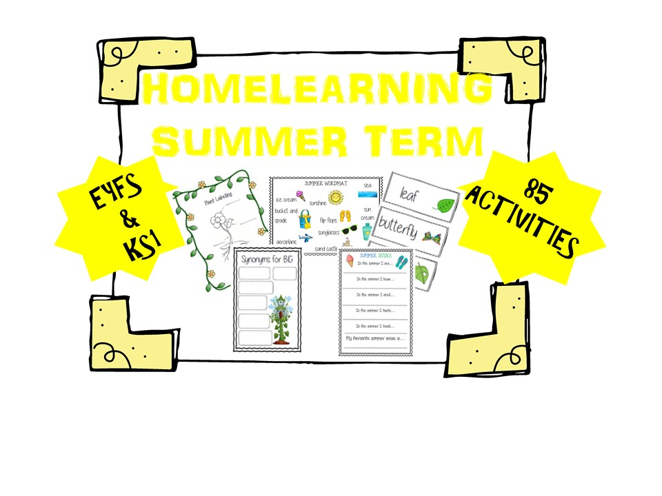 Home Learning Summer Term Pack