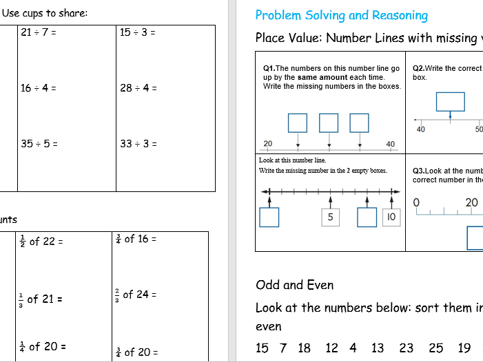 Year 2 SATS Revision Pack
