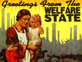 Presentation on The Welfare State in Britain (A Level Sociology)