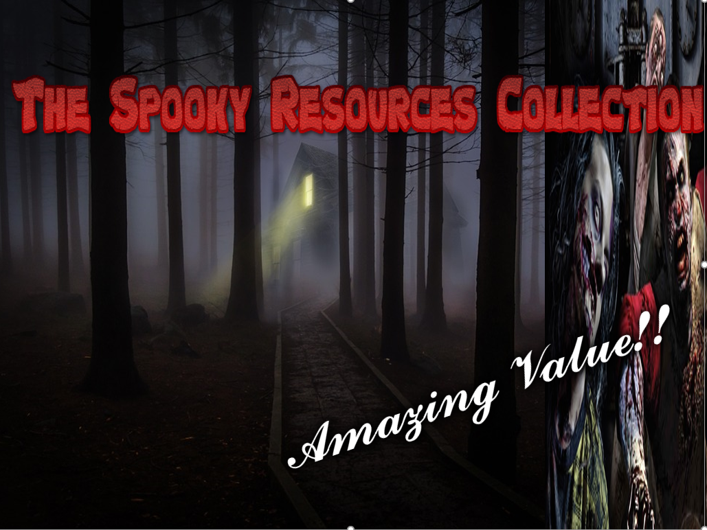 The Spooky Resource Collection